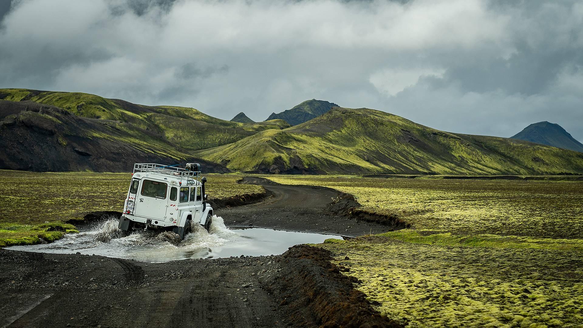 Trekking y aventura por la Islandia inexplorada