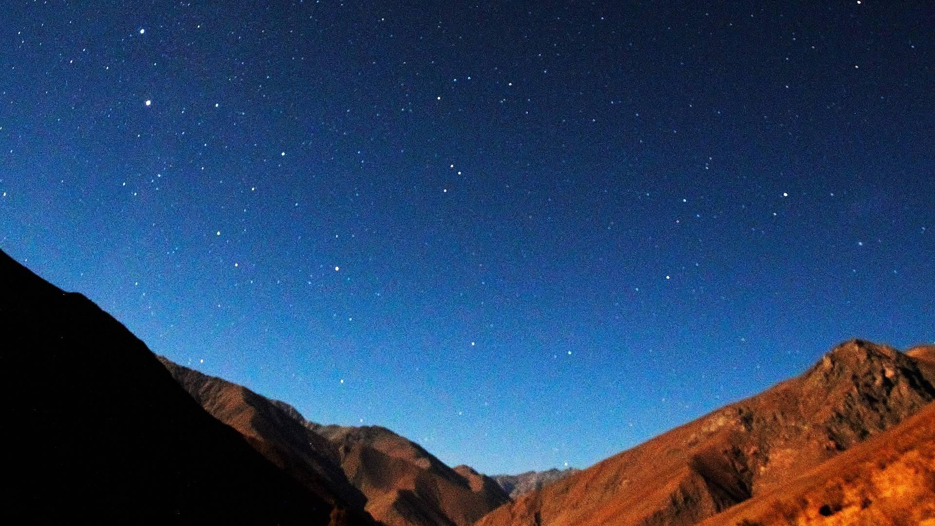 Elqui et Atacama : la tête dans les étoiles