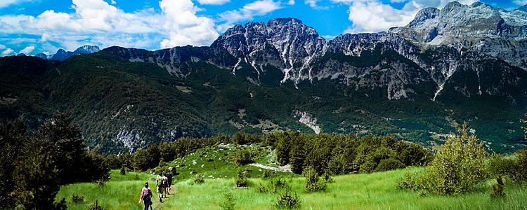 Le grand tour - L'Albanie du nord au sud