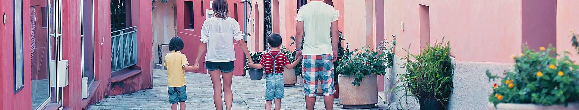 Circuits Famille avec enfants en France