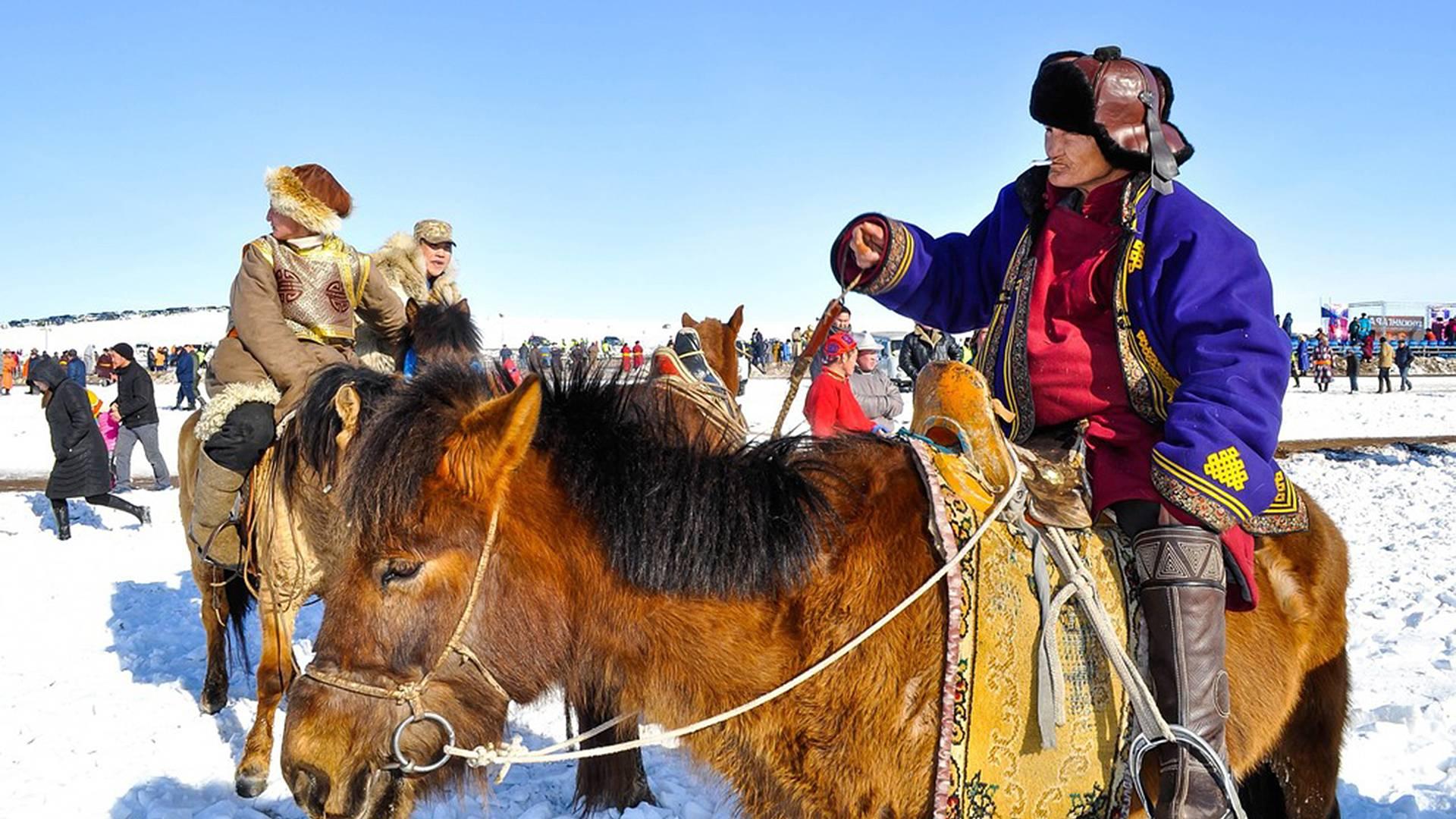 Capodanno mongolo 'Tsagaan Sar'