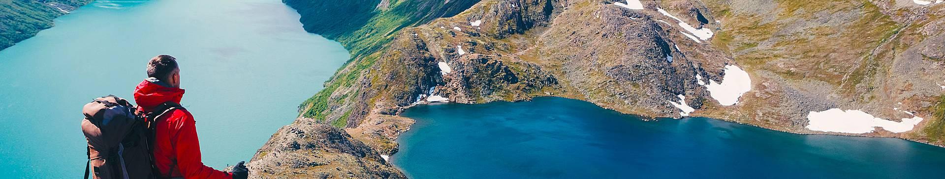 Circuits Rando et Trek en Norvège