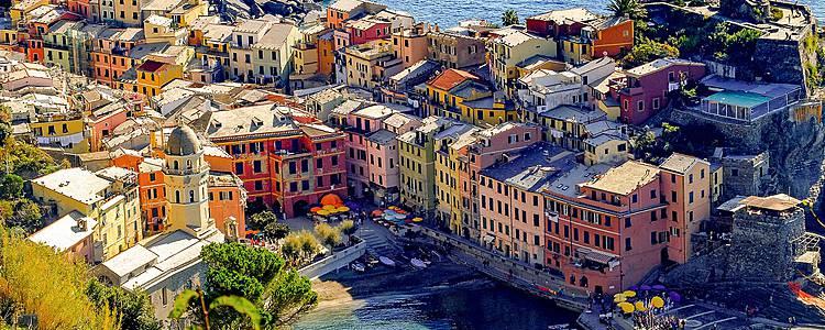 Randonnées dans les Cinque Terre et Portofino