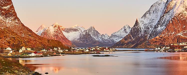 Lumières de l'Arctique - Un hiver dans les îles Lofoten et Vesteralen