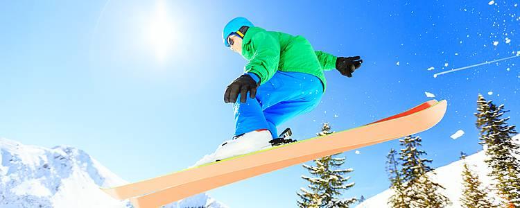 Il magico inverno e le piste da sci di Hakuba
