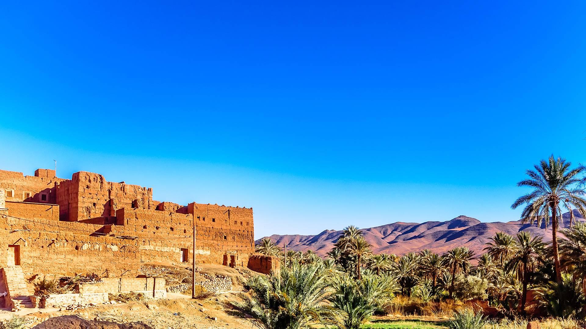 Ciudades, Kasbahs y Desierto