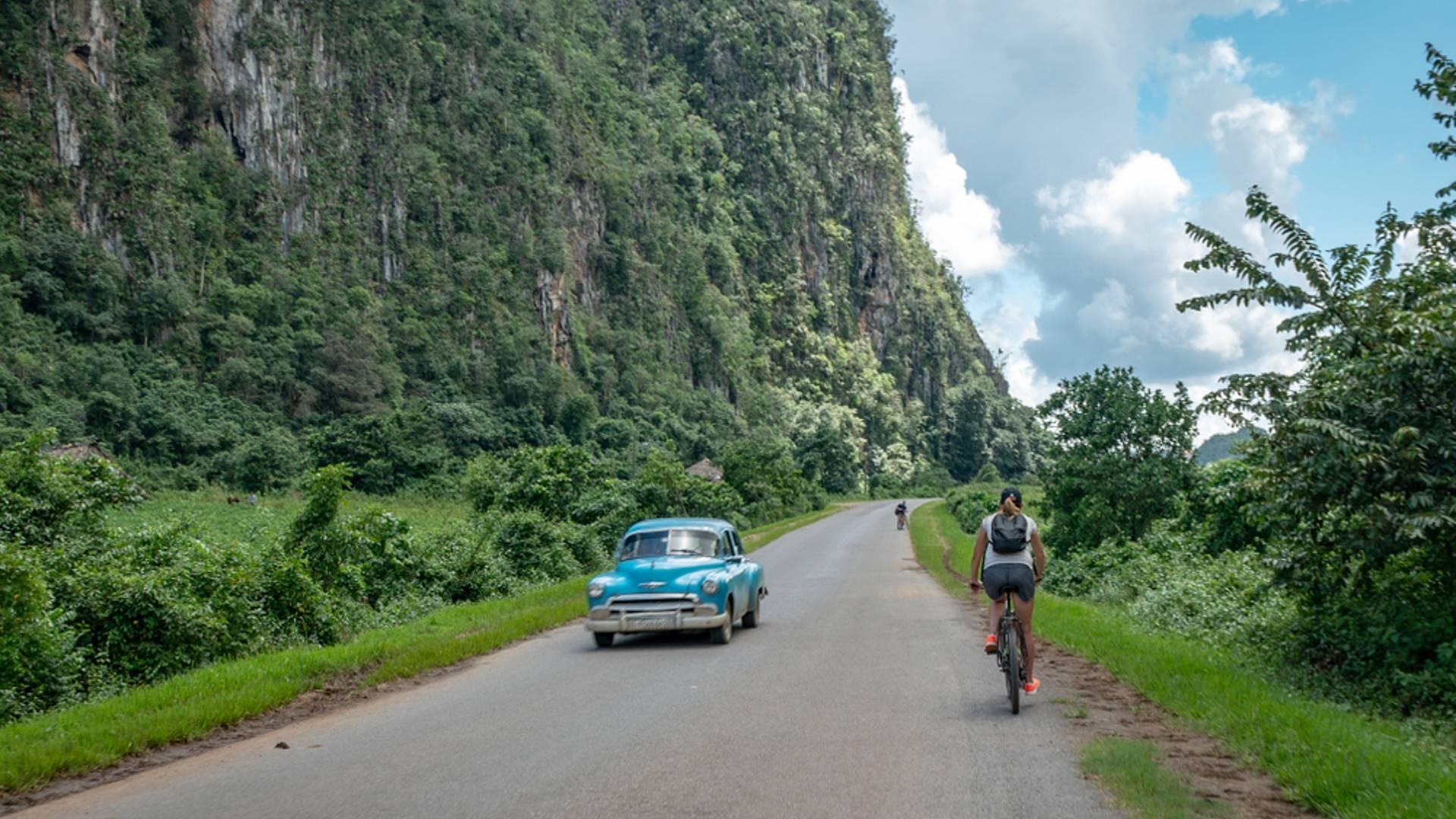 Kleine Radrundreise durch den Westen der Insel