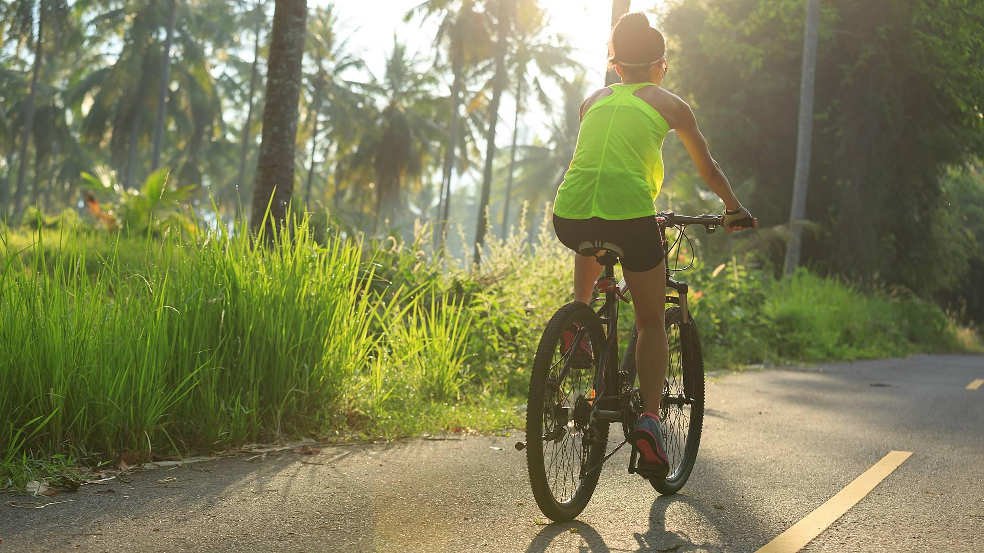 Abwechslungsreiche E-Bike Tour