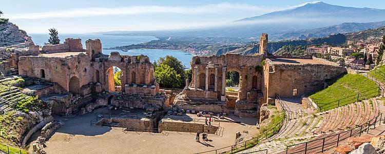 Los encantos de Sicilia en grupo pequeño