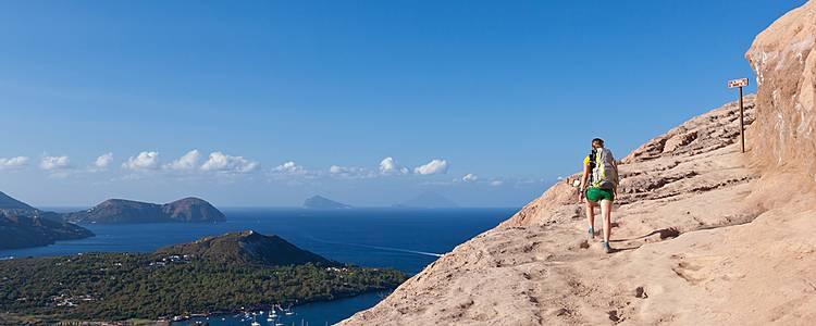 Amalfikust, Eolische eilanden en de Etna