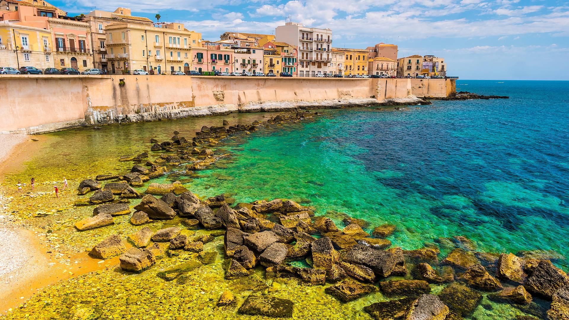 Escapada a lo imprescindible de Sicilia