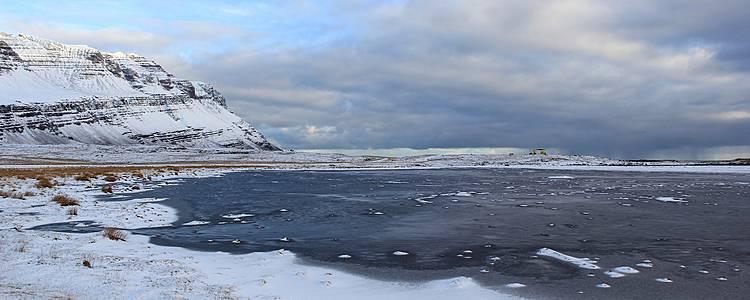 Aurores boréales et glaciers - L'Islande en hiver