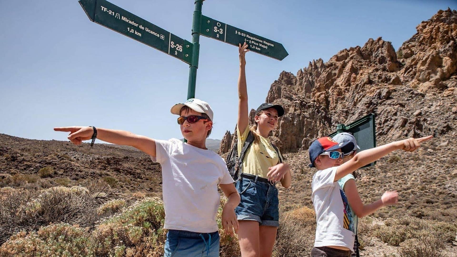 Aventure et nature en famille: Tenerife et La Gomera
