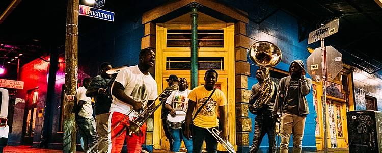 Geschichte, Jazzkultur und Cajun-Küche in Louisiana