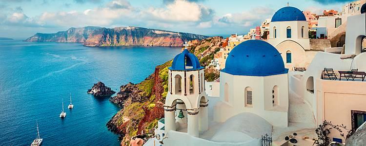 La magia di Santorini e Creta in autonomia