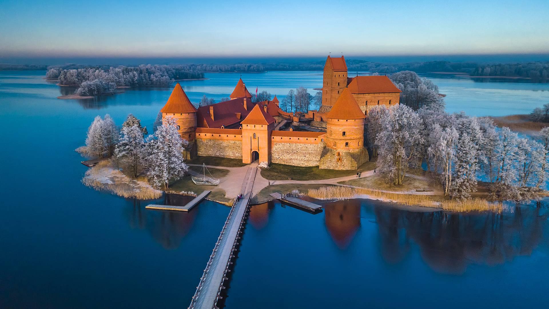 Roadtrip por las carreteras del Báltico