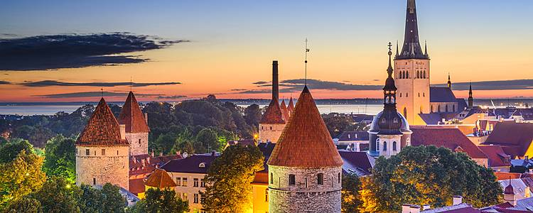 Aventura Báltica en pequeño grupo