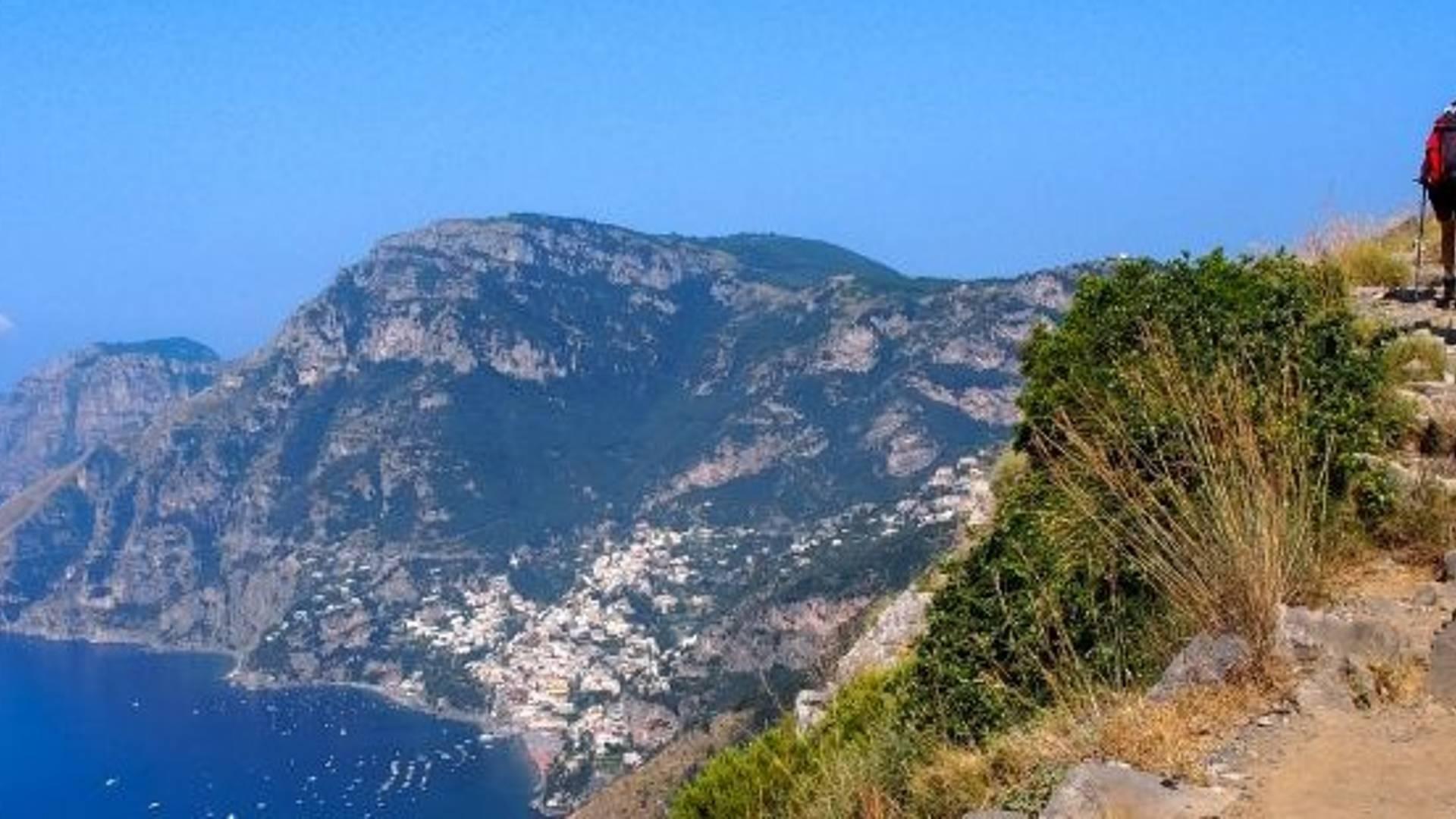 Randonnée en petit groupe - Naples et les sentiers de la côte amalfitaine