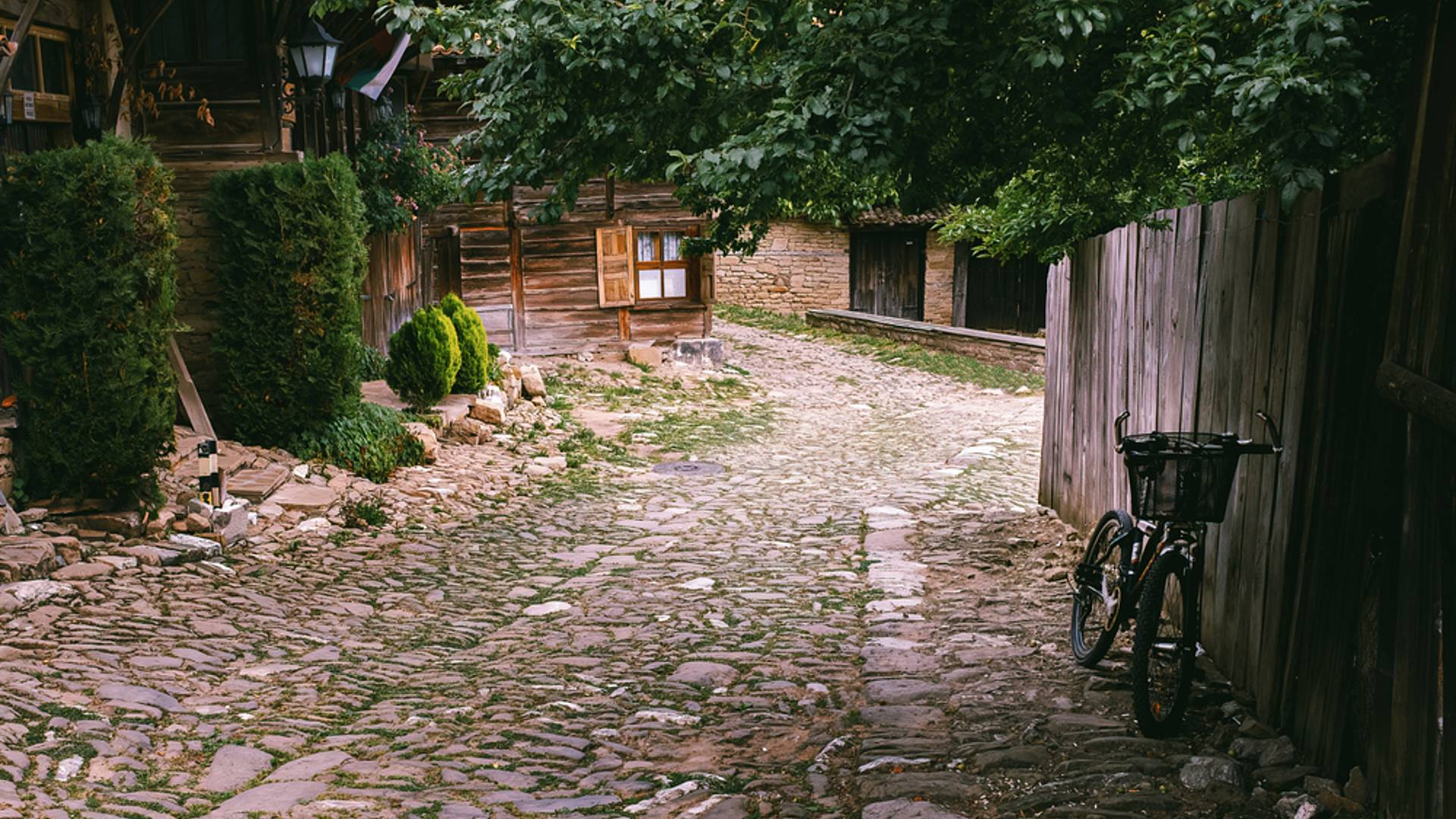 Le charme de la Bulgarie