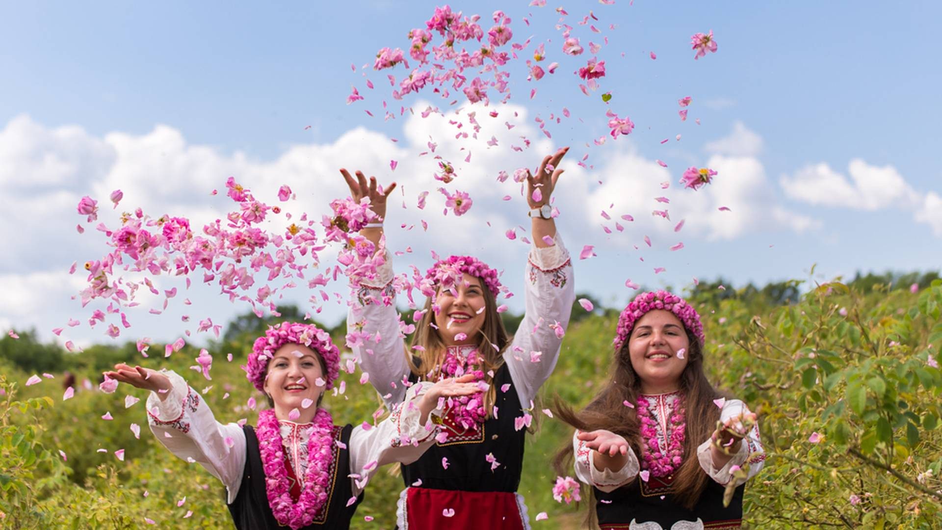 Festival des roses de Karlovo