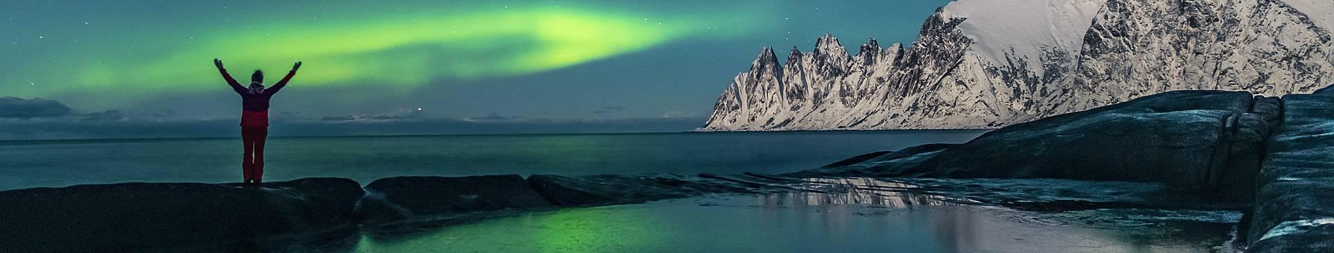 Circuits Aurore boréale en Norvège