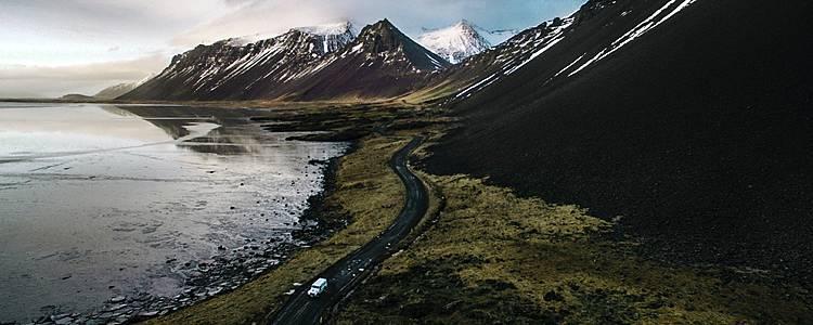 Roadtrip autour de l'Islande