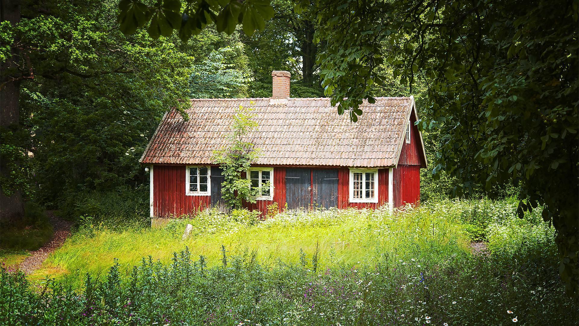 Auftanken in Südschweden