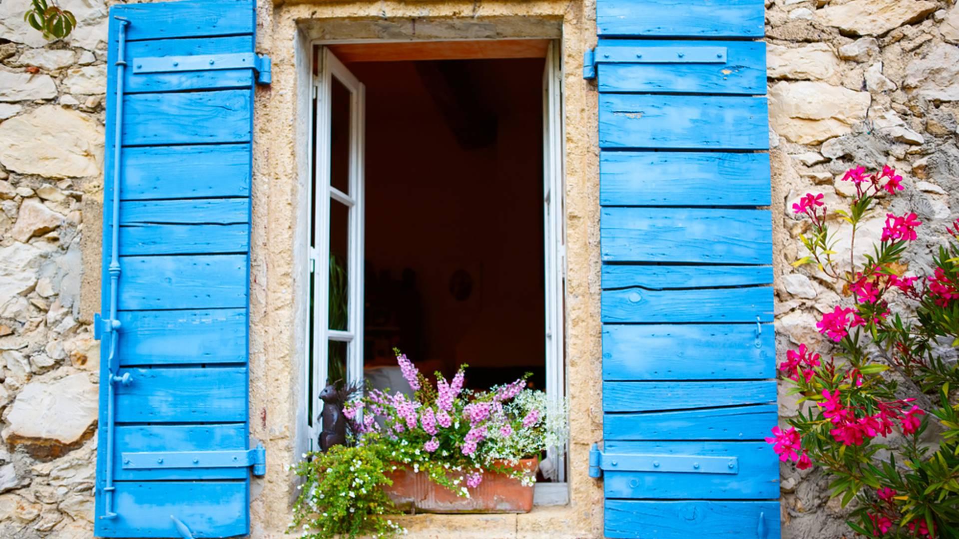 Das süße Leben der Provence