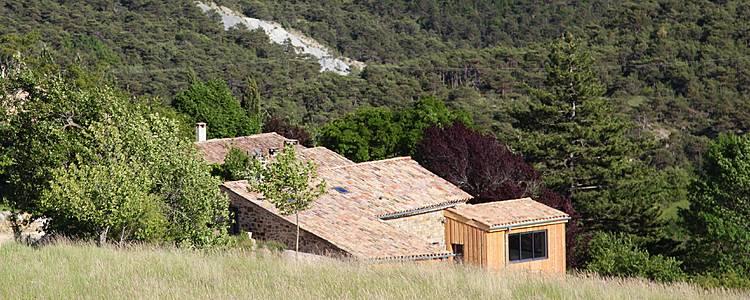 Ontspannen in de natuur in de Alpen en de Provence