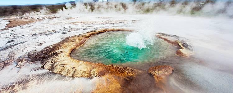 Au coeur des Hautes Terres - Volcans et glaciers