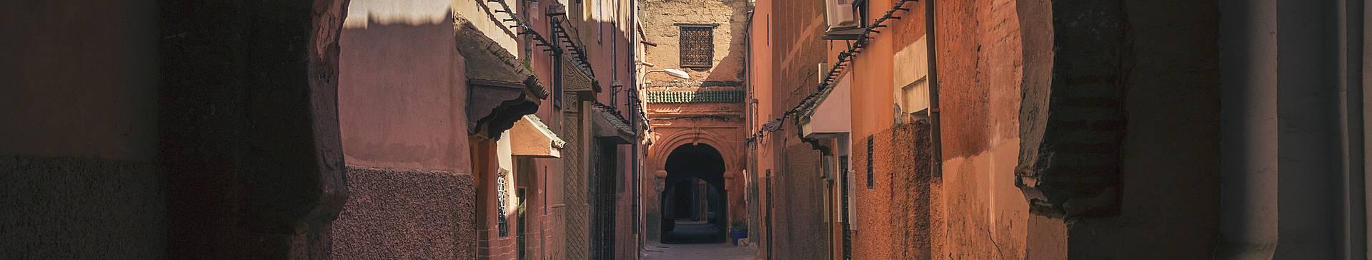 Circuits City trip au Maroc