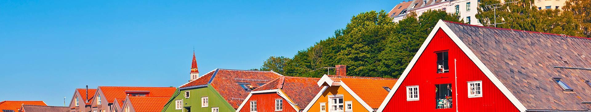 Norwegen Städtereisen