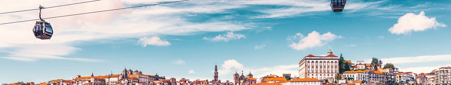 Ciudades para visitar en Portugal