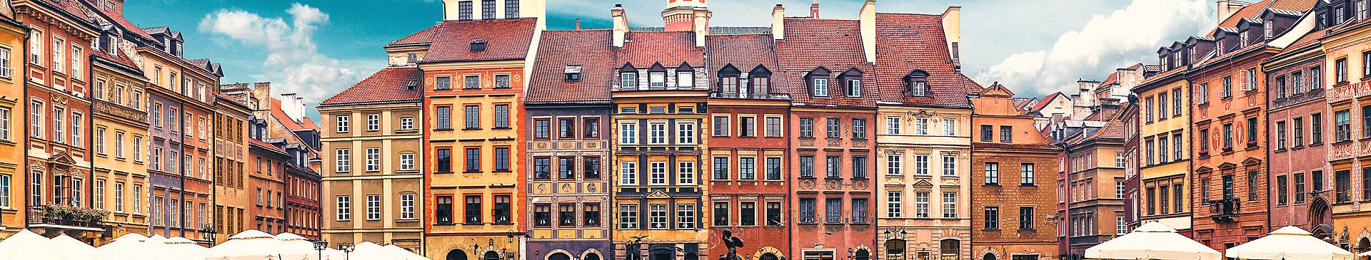 Ciudades para visitar en Polonia