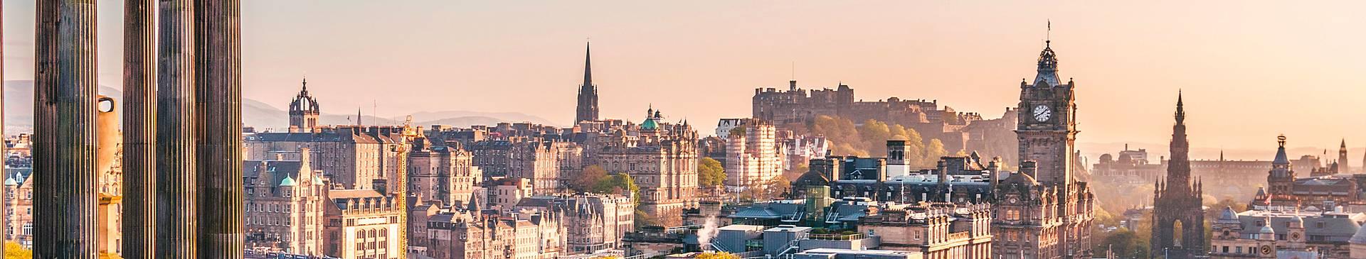 Il tuo weekend in una città della Scozia