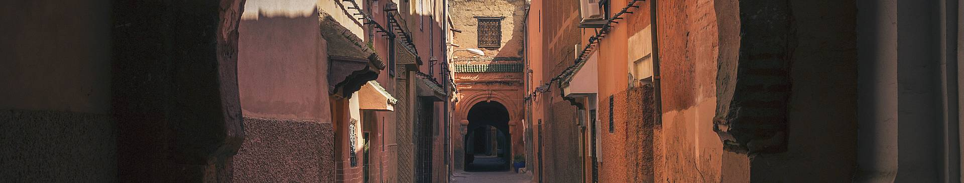 Il tuo weekend in una città del Marocco