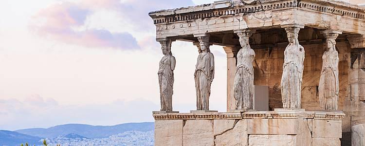 Viaggiando nel dolce inverno greco