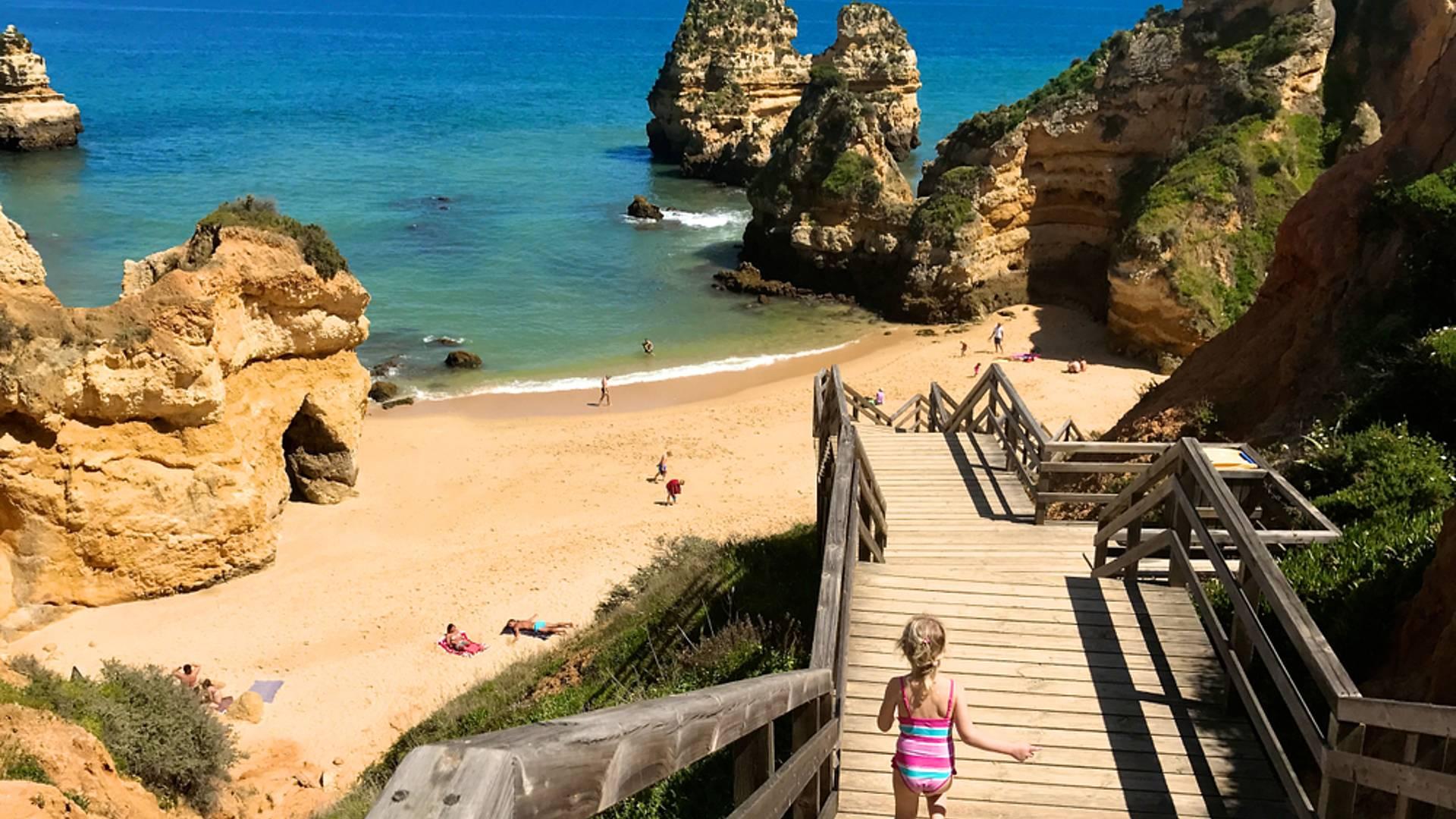 Aventura en Familia por Lisboa y Algarve