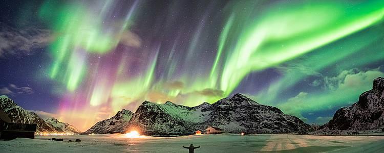 Aventuras a la carta por el Ártico