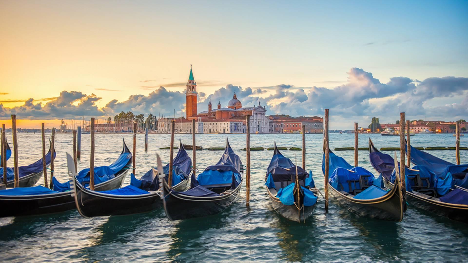 Romántica Venecia