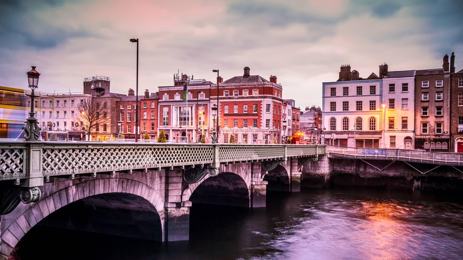 Un grand week-end irlandais - De Dublin au petit port d'Howth