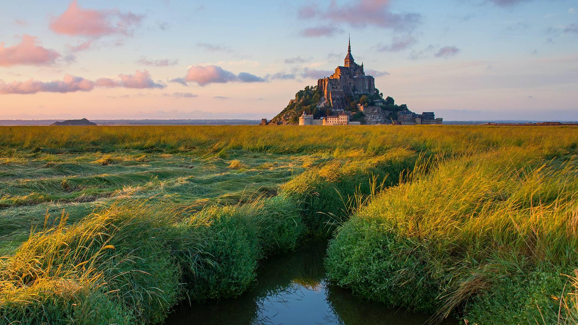 Sur les chemins secrets de la Baie du Mont Saint-Michel et de Saint-Malo
