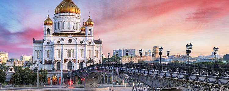 Moskauklassiker kompakt und vielseitig!