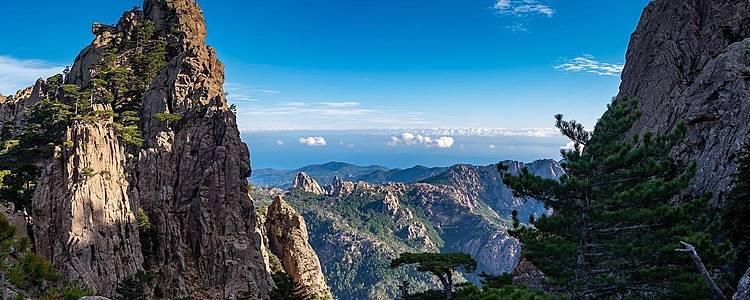 Randonnées dans l'Alta Rocca, au coeur de la Corse du Sud