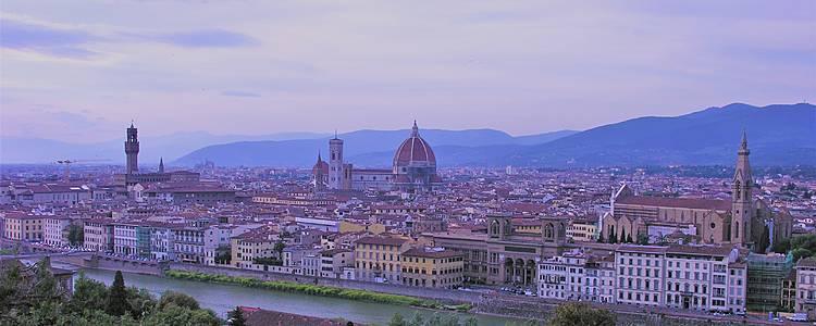 Long week-end à Florence