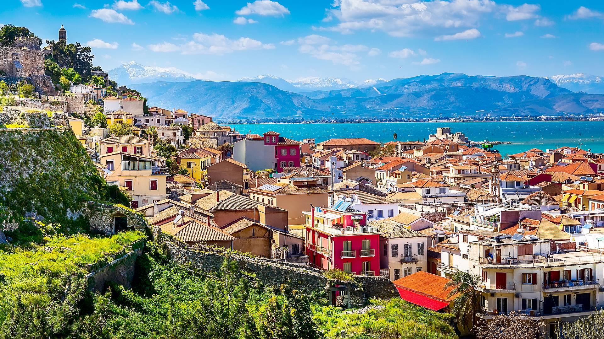 Athènes et les trésors de l'Argolide mythologique