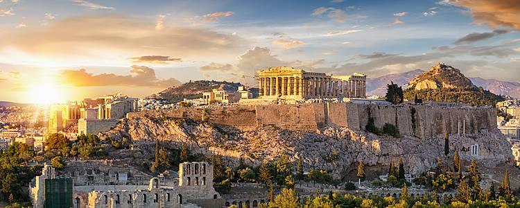 Un Week-end ad Atene