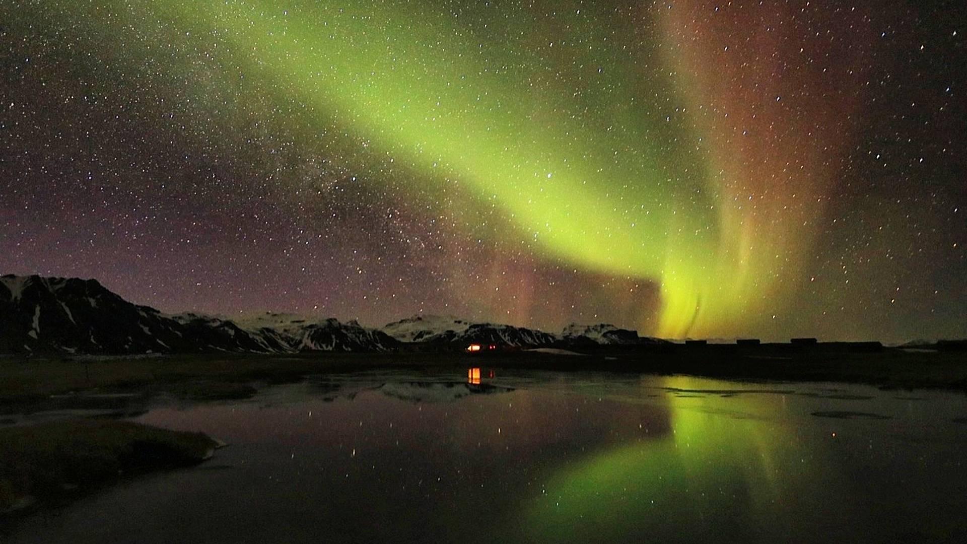 Vida local, naturaleza salvaje y auroras boreales