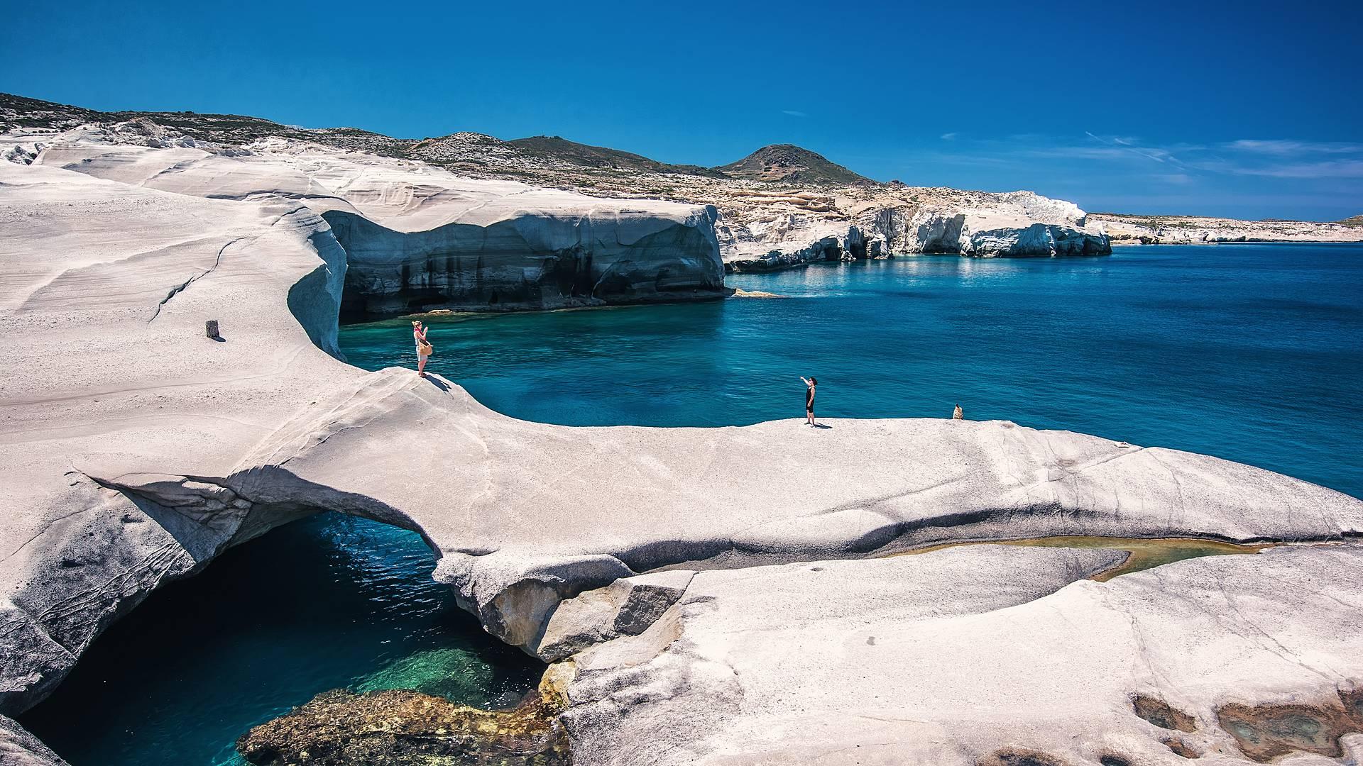 Milos, die Insel der Aphrodite