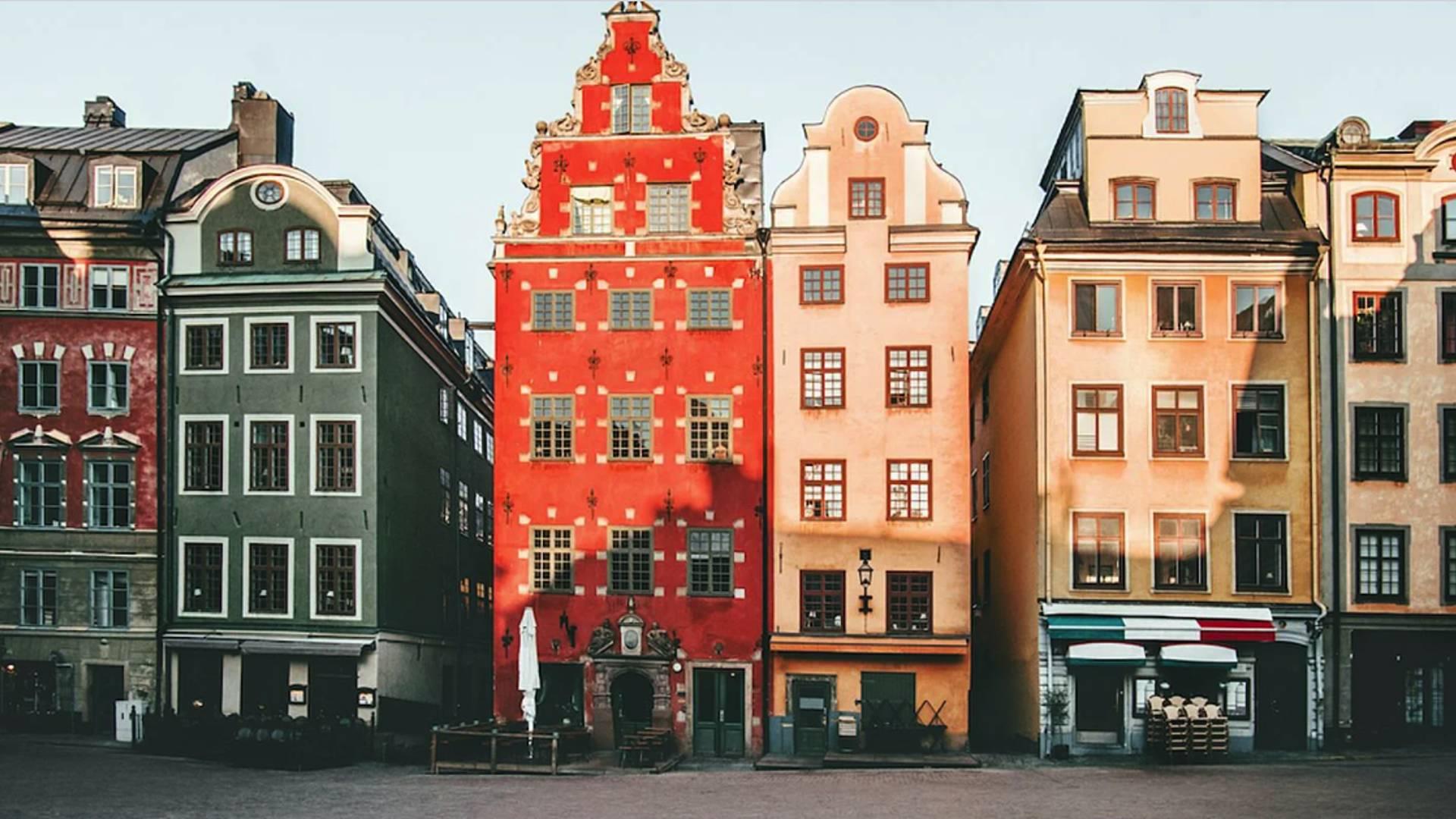 Un grand week-end à Stockholm et sur l'île de Grinda